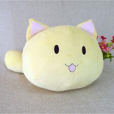 Love Live Nico Yazawa Cosplay Yellow Cat Plush Doll Toy 27cm