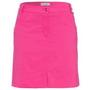 NWT Golfino Women's Serena Skort Magenta Size 2 4 6 8 10 12 Style 5368125 441