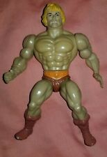 MOTU HE-MAN ACTION FIGURE. 1981. MASTERS OF THE UNIVERSE. VINTAGE.
