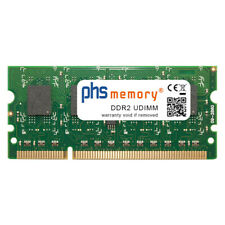 512MB RAM DDR2 UDIMM 533MHz 144 Pin DIMM 1,8 Volt 32bit Druckerspeicher