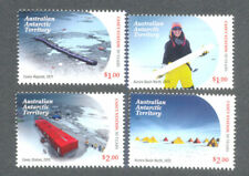 Australian Antarctic Territory-2019-Casey Research Station mnh set-Science