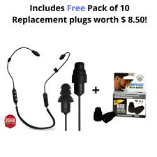 Snap-In Panel Mount  PHIL 70-539B Jack Headphones /& Mic 3.5mm Cellphone TRRS