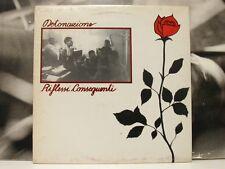 DETONAZIONE - RIFLESSI CONSEGUENTI MINI LP 1984 TUNNEL RECORDS 001