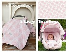 WHOLE CABOODLE CarSeat Canopy 5pc Cover Set  ~ ANGELINA ~