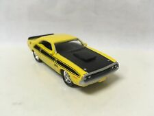 1970 70 Dodge Challenger T/A 340 Six Pack Collectible 1/64 Scale Diecast