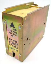 Rowe Bc-3500 Change Maker/Changer Bill Box Assembly F7