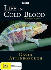 Life In Cold Blood - The Complete Series (David Attenborough) 2008 2-Disc D74
