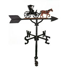"""32"""" Roof Mount Weathervane Country Doctor Directionals New 4 finishes"""