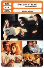 FICHE CINEMA : GRACE OF MY HEART - Douglas,Turturro,Anders 1996