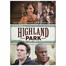 HIGHLAND PARK/Billy Burke, Danny Glover/NEW DVD w/SLEEVE/BUY 4 ITEMS SHIP FREE