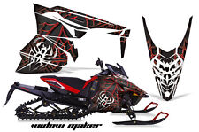 Yamaha Viper Graphic Sticker Kit AMR Racing Snowmobile Sled Wrap Decal 14-16 WM