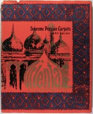 Book: Antique Oriental Carpets - M.K. Zephyr Amir Collection