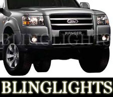 2004-2011 Ford Ranger LED Fog Lamps Driving Lights 05 06 07 08