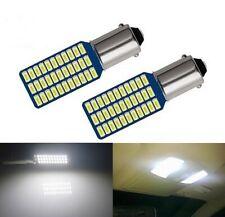 Ampoule BA9S LED T4W Veilleuses 6000K 33 SMD Interieur habitacle phares 2pcs