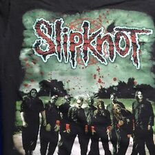 Slipknot Band T Shirt All Hope Is Gone Tour 2008 Black M Alstyle