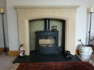 Chester Bath Stone Fireplace Fire Surround.