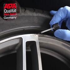 APA Aluminiumfelgen Alu Felgen Reparatur Set Alufelgen Kratzer Beseitigung 17tlg