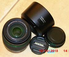 SMC PENTAX-DA 1:4-5.6; 50-200mm ED WR - OBJEKTIV (U00071)
