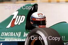 Alessandro Zanardi Jordan 191 F1 Season 1991 Photograph 2