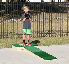 "Portable Pitching Mound - 6"" Travel Mound for 12U"