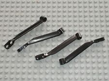 4 x LEGO technic Black Suspension Arm 32294 - x136 / 8461 42000 8674 8458 10226