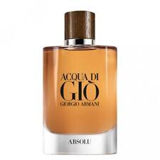 Giorgio Armani - Acqua di Giò ABSOLU Eau de Parfum 125 ml vapo