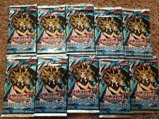 X10 Yu-Gi-Oh! Dark Crisis Unlimted Booster Packs Unsearched