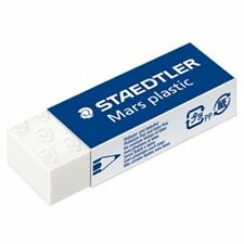 5 x STAEDTLER MARS ERASER PLASTIC RUBBER ERASERS RUBBERS