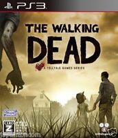 Used PS3 Walking Dead  SONY PLAYSTATION 3 JAPAN JAPANESE IMPORT