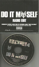 G Unit YOUNG BUCK Do It Myself w/ RADIO EDIT & INSTRUMENTAL & ACAPELA PROMO CD