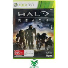 Halo: Reach (Xbox 360 & Xbox One playable) First Person Shooter - PAL