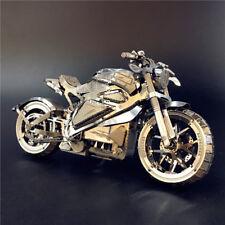 Metal Model kit 3D Puzzle - Harley Davidson Livewire Motorcycle