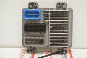 2008 2010 Chevrolet Colorado Engine Control Module Unit Ecm 12622085 K7 004
