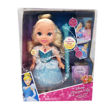 Talking Disney Princess Magical Wand Cinderella Toddler Doll Action Figures Toy