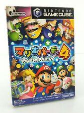 Mario Party 4 - Jeu Nintendo Gamecube GC JAP Japan complet (2)
