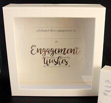 NEW Engagement Wish Card Money Box Cardholder Keepsake