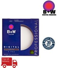 B+W 40.5mm Clear MRC 007M Filter 1069039 (UK Stock)