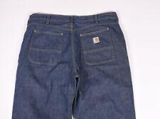 Carhartt W 'Regolare Uomo Donna Jeans Taglia 36/34