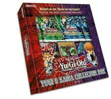 Yugi + Kaiba Collector Box• ENGLISH• LCYW • New Sealed • Yu-Gi-Oh!