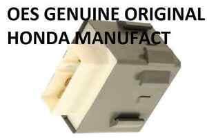 Main Fuel Injection Fuel Pump Relay ACURA HONDA