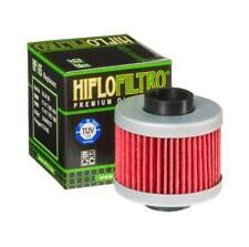 Filtre à huile Hiflo Filtro Scooter PEUGEOT 125 Satelis Compressor 2006-2011 Ne