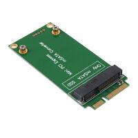 Adattatore da mSATA a   Mini PCI-E SSD da mSATA a