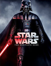 Star Wars 1-6 Complete Works 13-Disc DVD Collection Saga Free Shipping