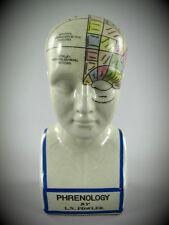 Porzellankopf Fowler Skulpturen & Statuen H.30cm Vintage Ästhetik Geschenk