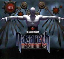 Maximum Xs The Essential Nazareth - Nazareth (2004, CD NIEUW)2 DISC SET