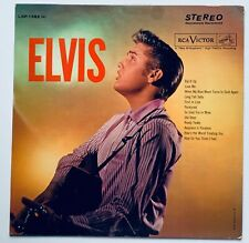 ELVIS PRESLEY- USA 1964 WHITE TOP LABEL REISSUE FOR THE SECOND ALBUM