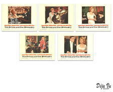 The Prince and the Showgirl Lobby Card Set of 5 - Marilyn Monroe - 1957  - VF