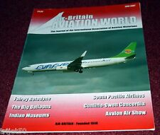 Air Britain Aviation World 2007 Summer Concordia,South Pacific Airlines,Rotodyne