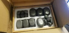 Sivan 36 piece hot stone set with box - New in box