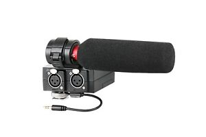 Saramonic MixMic SR-H5M Audio Adapter and Microphone Kit - SRMIXMIC